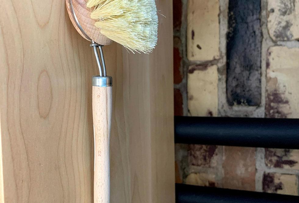 REDECKER Stiff Bristle Dish Brush