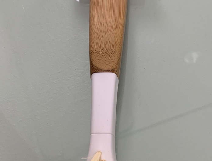 Full Circle Dish Brush - Bamboo Handle, replaceable brush head