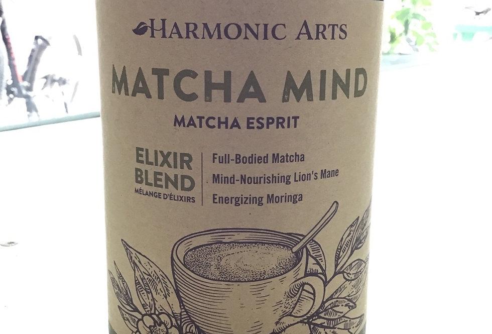 Matcha Mind: Harmonic Arts Elixir - (330g)