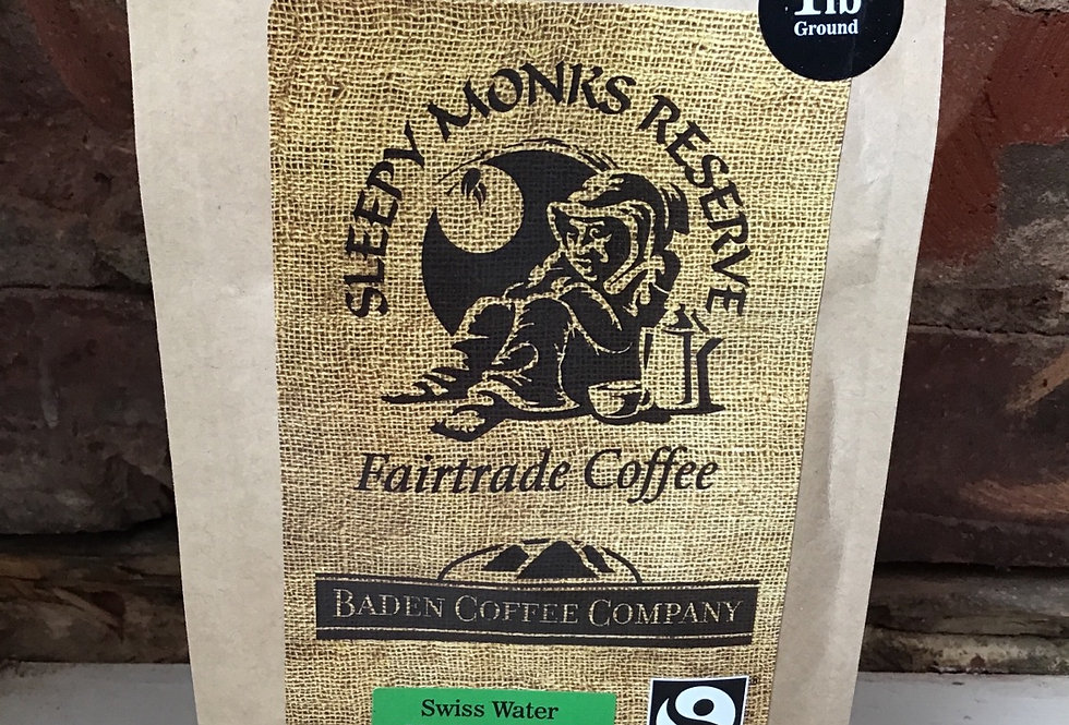 Baden Coffee Co. Swiss Water Mexican Decaf