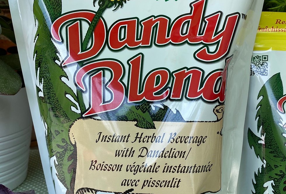 Dandy Blend - Organic Herbal Coffee Substitute - 2lbs