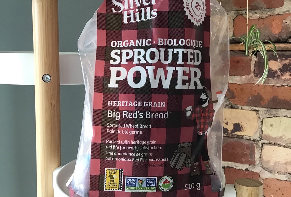 Silver Hills Big Red's Sprouted Bread