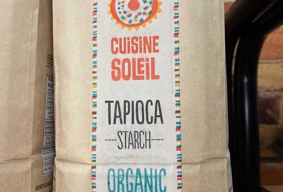 Cuisine Soleil Organic Gluten Free Tapioca Starch
