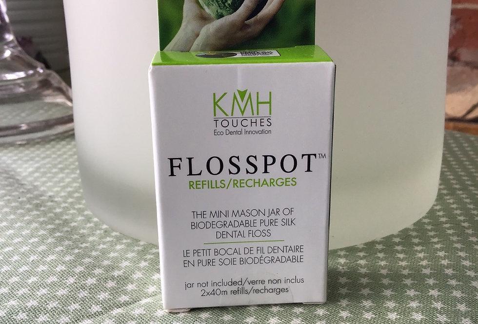 Flosspot - Pure Silk Floss Refills