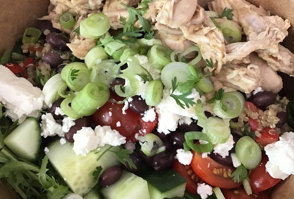 Fiesta Salad Bowl