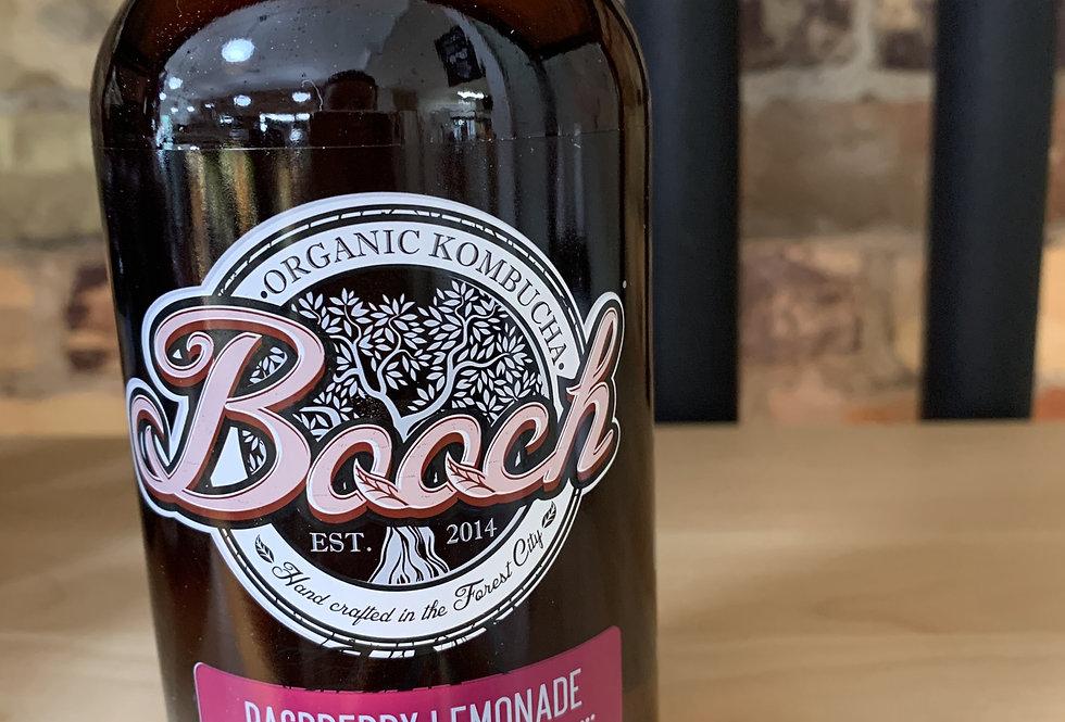 Booch Kombucha Raspberry Lemonade