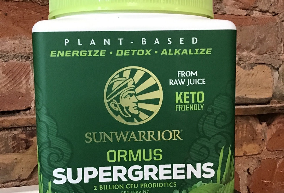 Sunwarrior, Supergreens-Mint