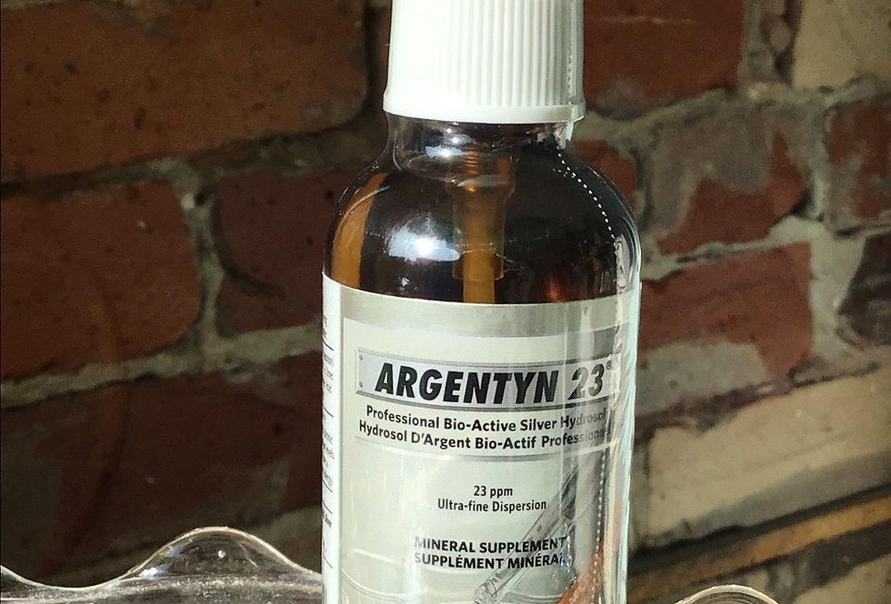Argentyn 23, Bio-Active Silver Hydrosol