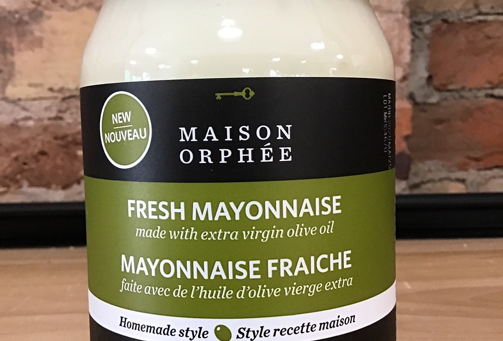 Maison Orphee - Fresh Mayonnaise with Olive Oil
