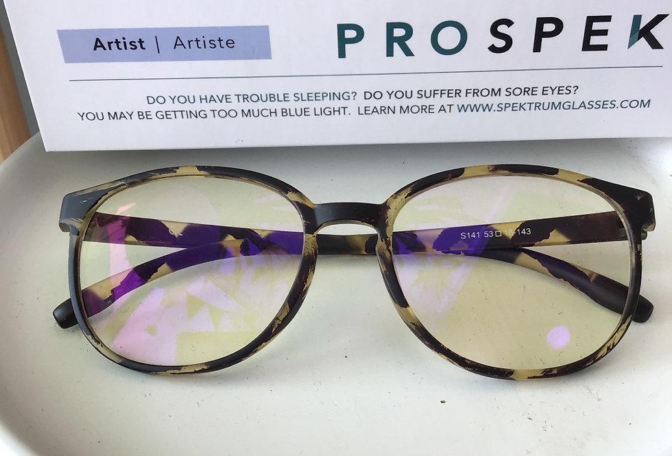Artist Anti Blue Light Glasses