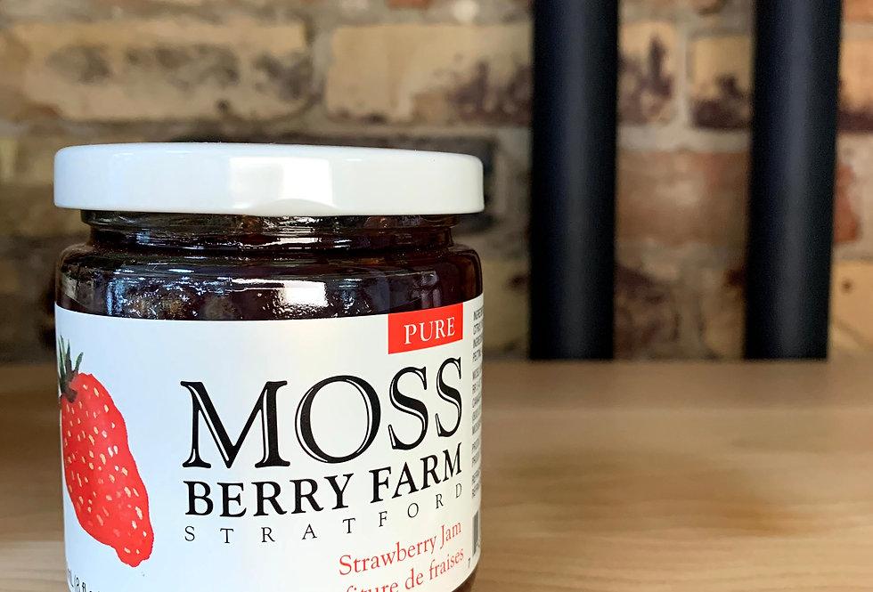 Moss Berry Farm Strawberry Jam (Stratford)