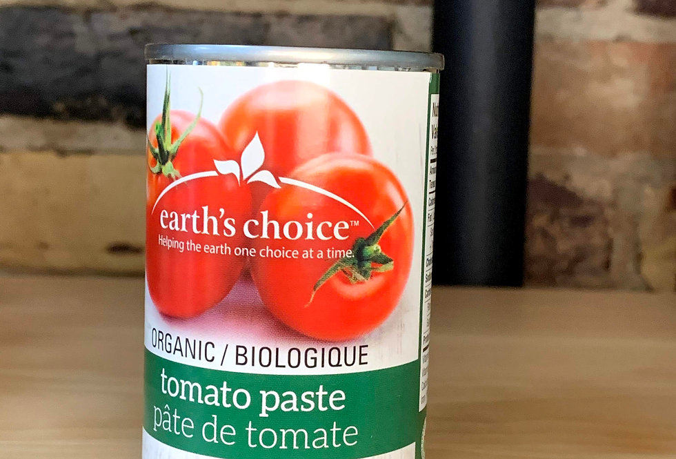 Earth's Choice Organic Tomato Paste -156 ml