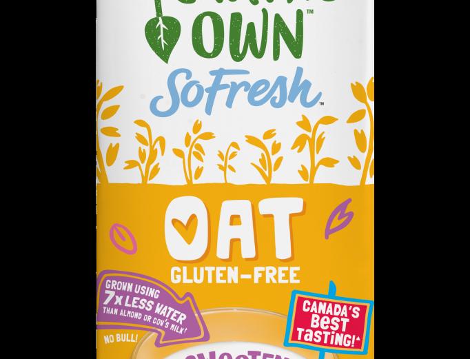 Earth's Own Oat milk