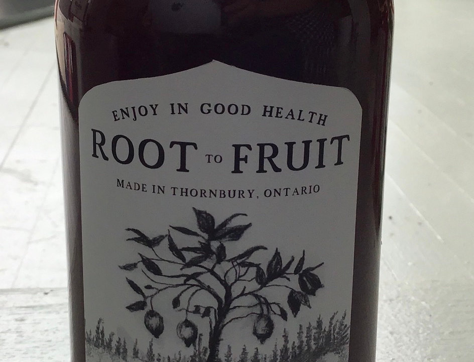 Elderberry - Root to Fruit Elixr