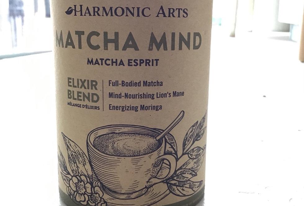 Matcha Mind: Harmonic Arts Elixir - (110g)