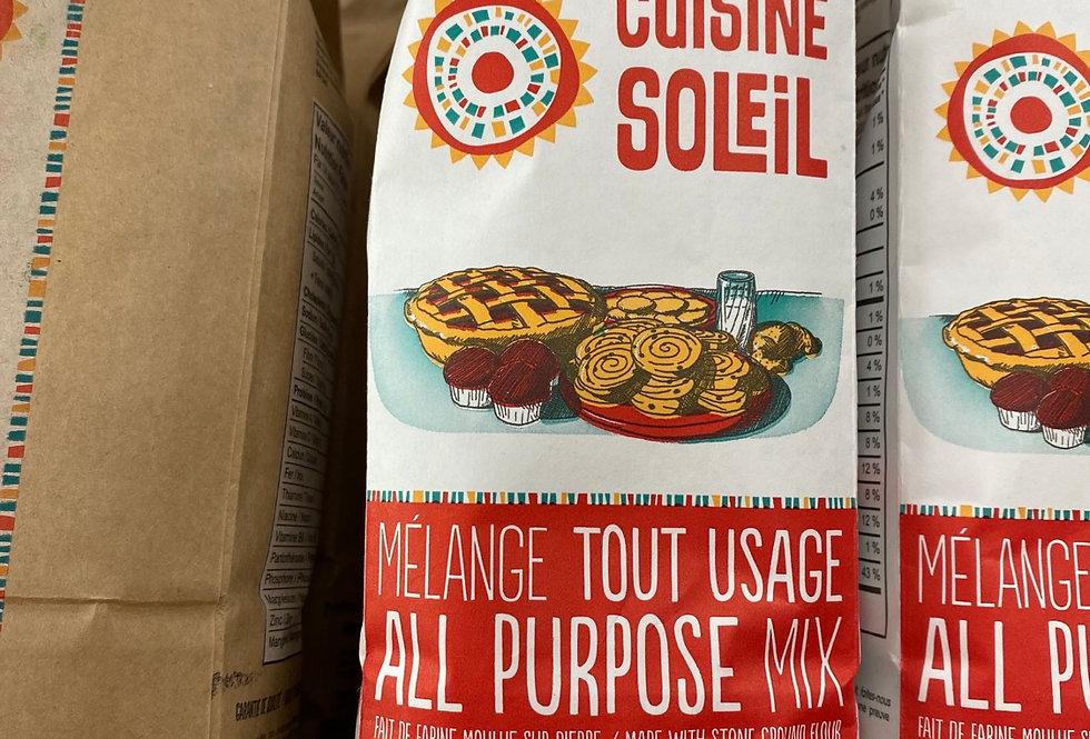 Cuisine Soleil All Purpose Gluten Free Mix