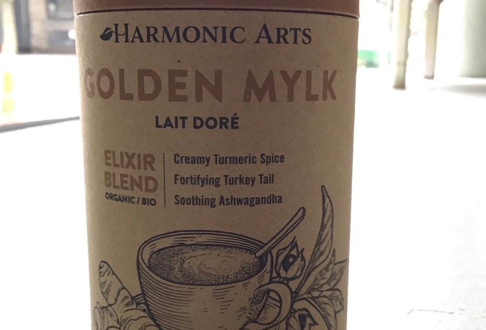 Golden Mylk: Harmonic Arts Elixir - (150g)