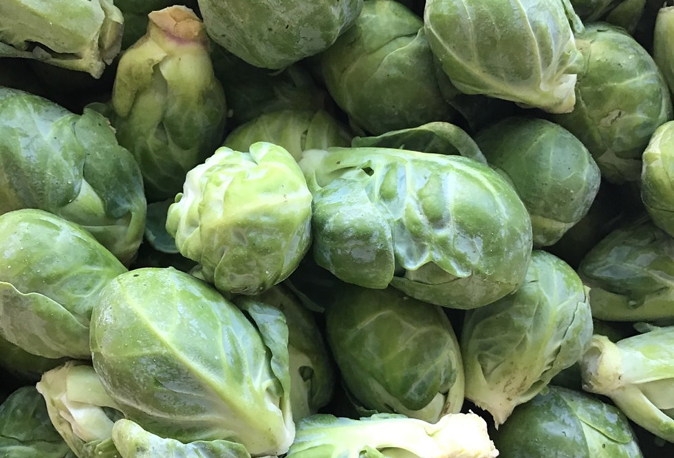 Brussel Sprouts, Organic, ON