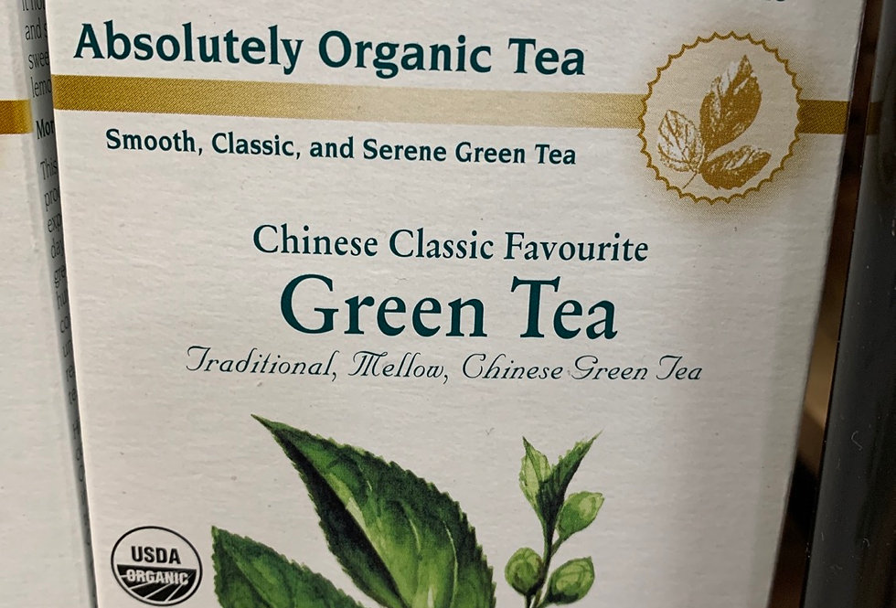 Organic Green Tea with Jasmine- Celebration Herbals