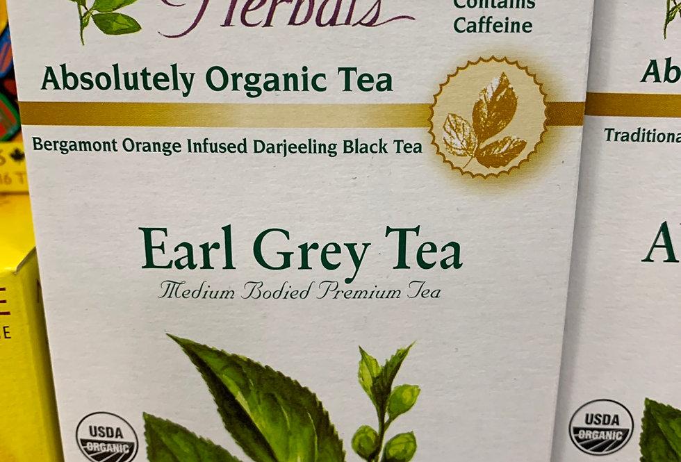 Organic Earl Grey Tea- Celebration Herbals