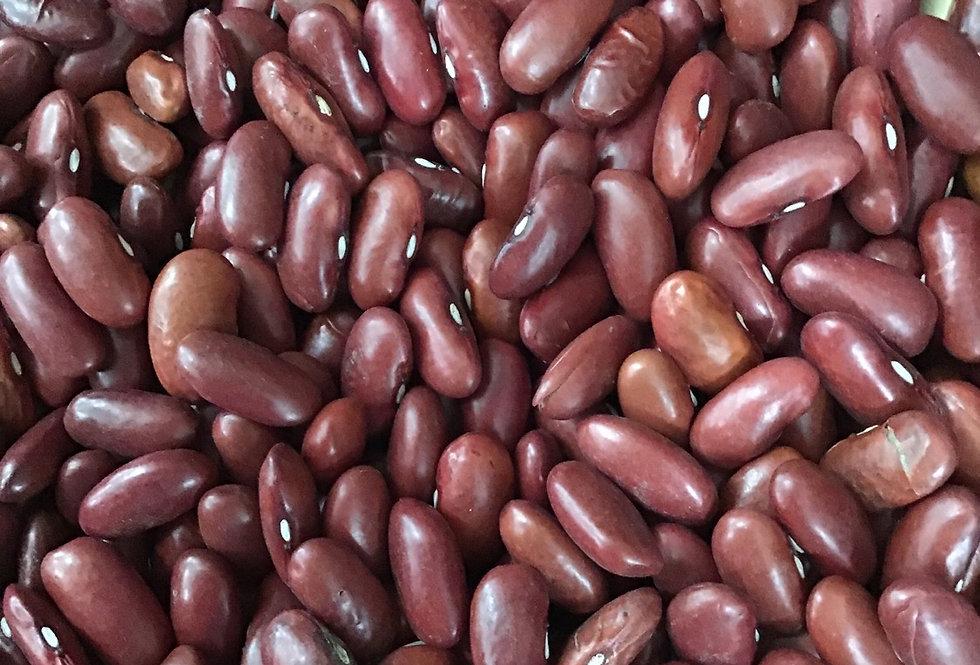 Bulk Cullens Organic Dark Red Kidney Beans