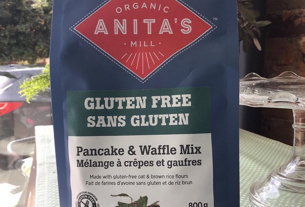 Anita's Gluten Free Pancake Mix