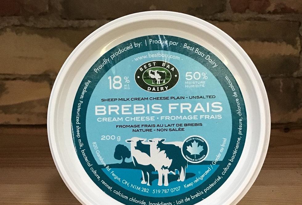 Best Baa Brebis Frais(sheep cream cheese)
