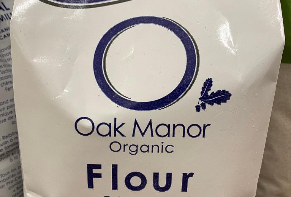 Organic Unbleached Spelt Flour - Oak manor - 1.25kg