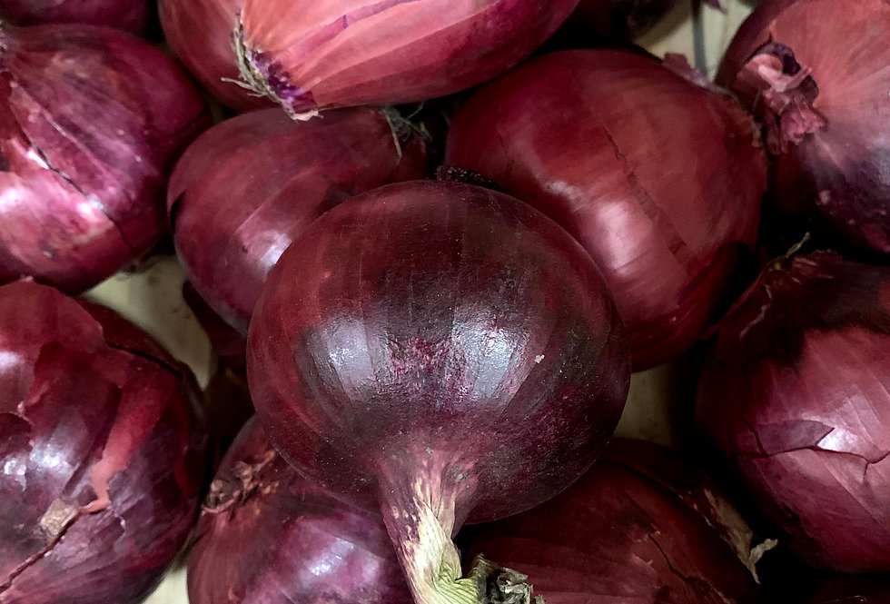 Red Onion, each