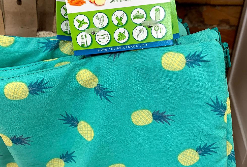 Colibri reusable snack bags (large)