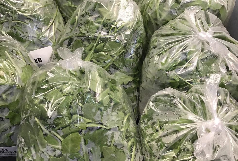 Arugula, organic - per1/4lb bag