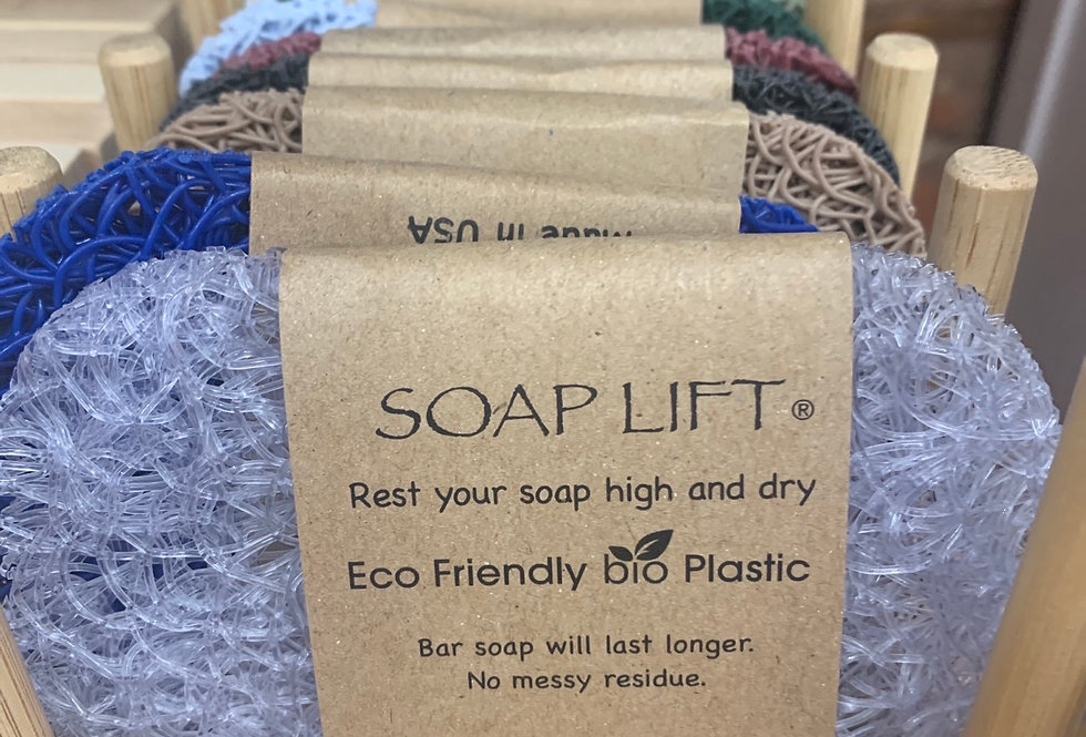 Soap lift (colours will vary)