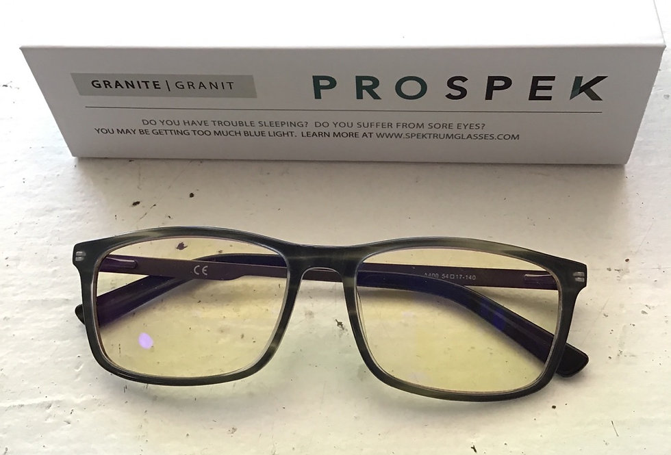 Granite Prospek Anti-Blue Light Glasses
