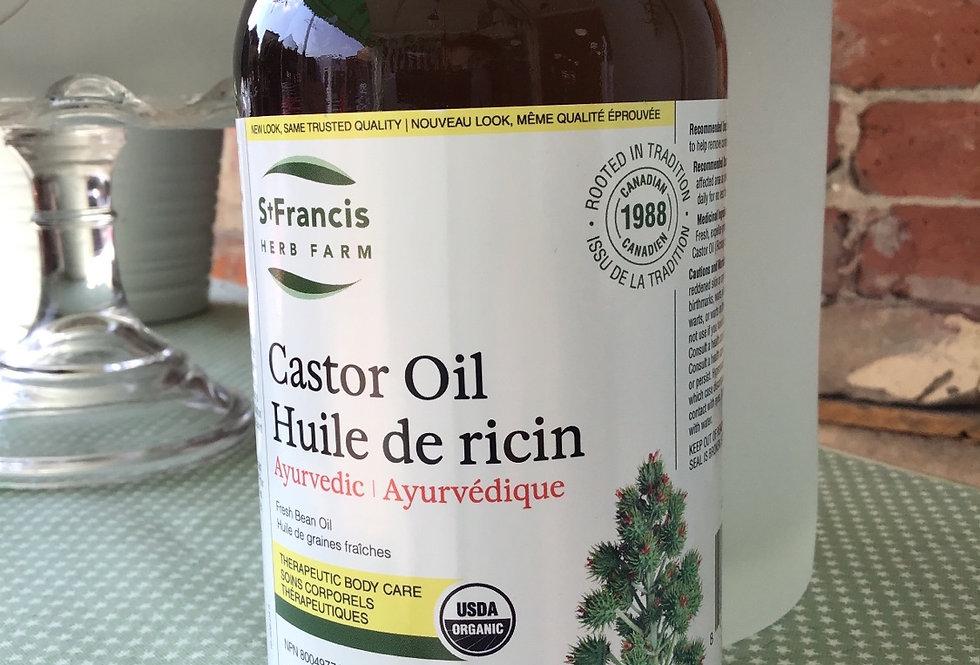 St. Francis - Castor Oil