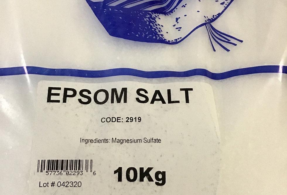 Epsom Salt - 10 kg