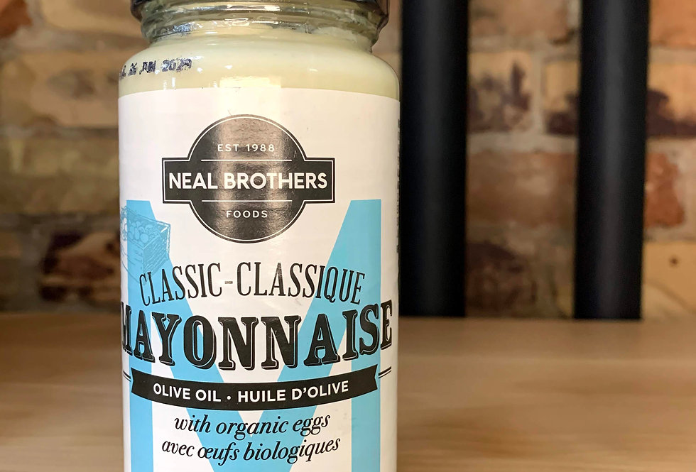 Neal Brothers Classic Mayonnaise