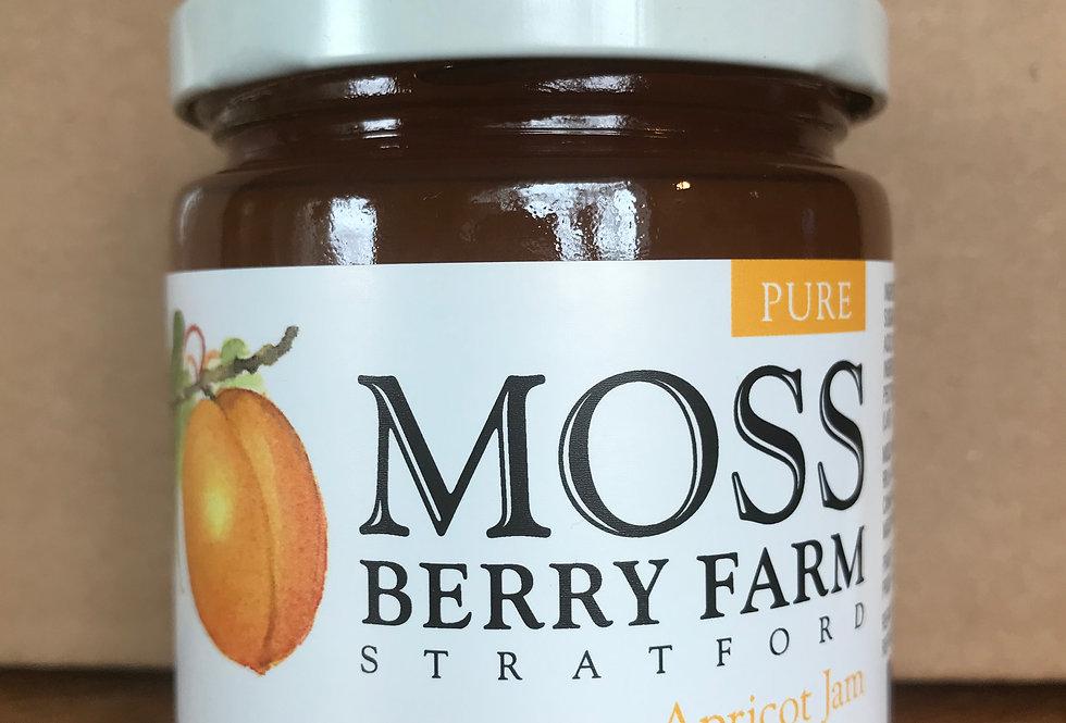 Moss Berry Farms Apricot Jam