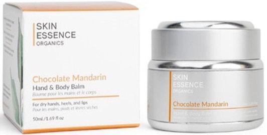 Skin Essence Organics Chocolate Mandarin Balm