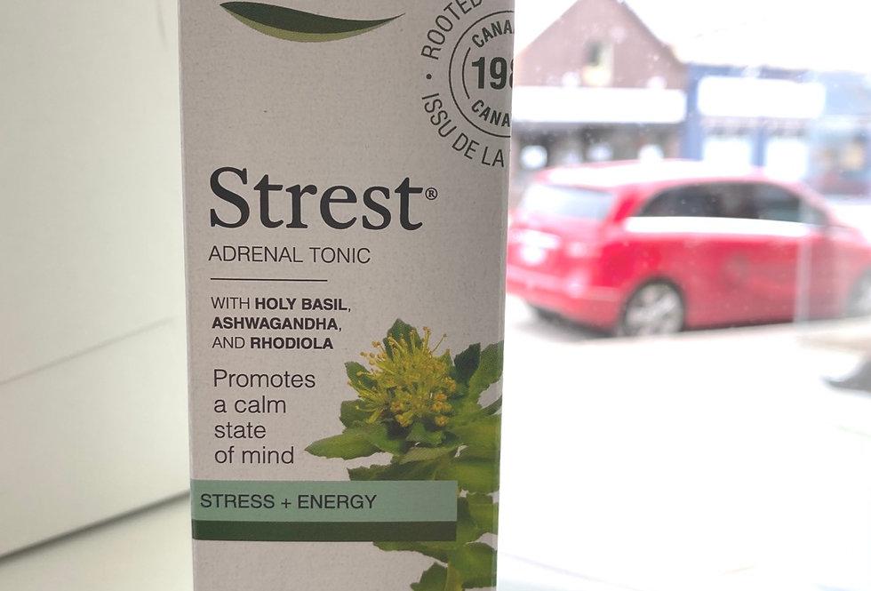 St Francis Herb Farm - Strest Adrenal Tonic - 100ml