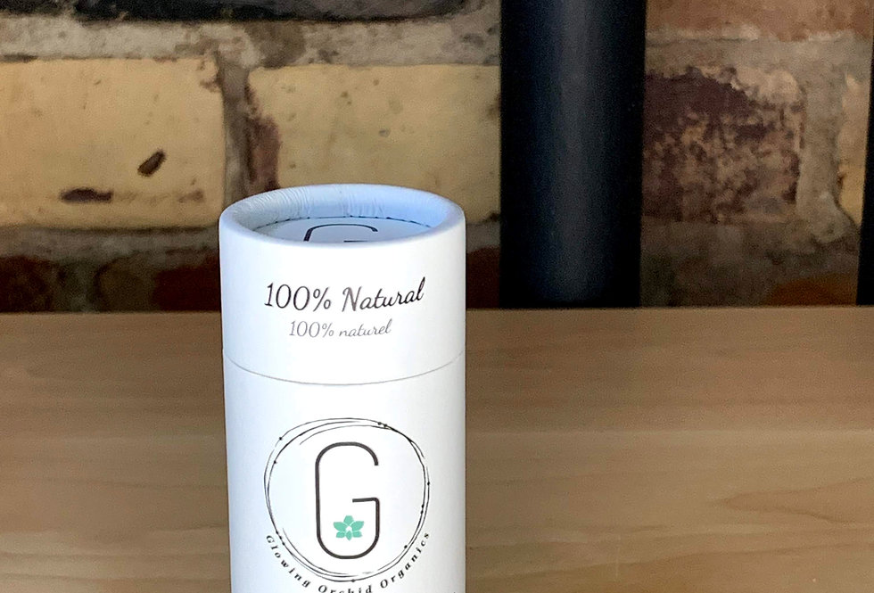 Glowing Orchard Organics Natural Deodorant- Grapefruit & Bergamont