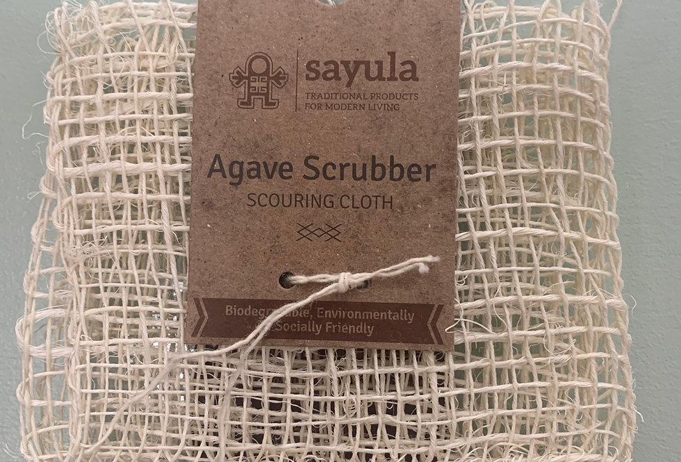 Sayula Agave Scrubber - Scouring Cloth