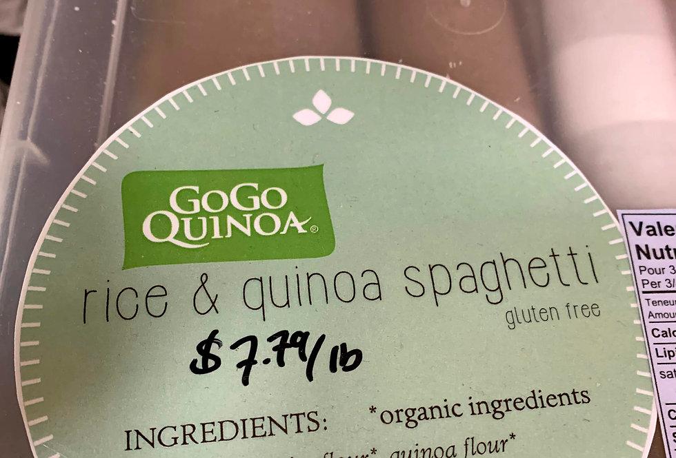 Go Go Quinoa Rice & Quinoa Spaghetti