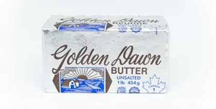 Golden Dawn Unsalted Butter