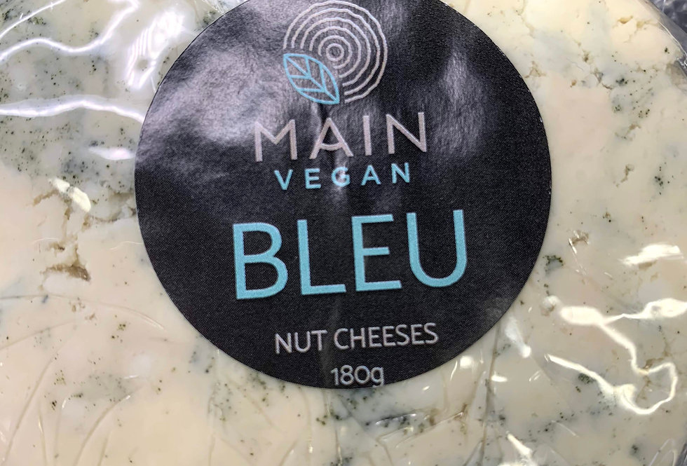 Main Vegan Creamy Bleu Nut cheese