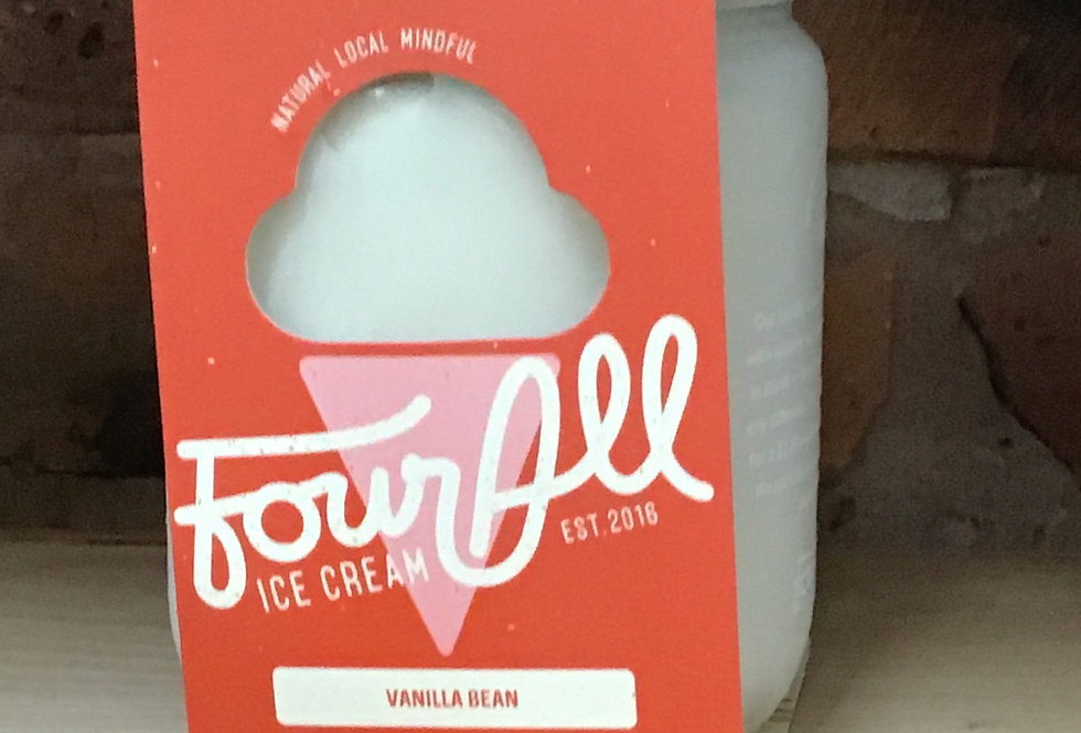 Four All Ice Cream - Vanilla Bean