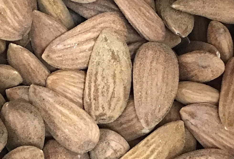 Almonds - raw -unsalted