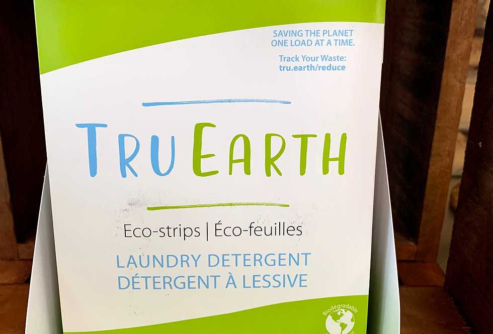 TruEarth Eco Laundry Strips (unscented)