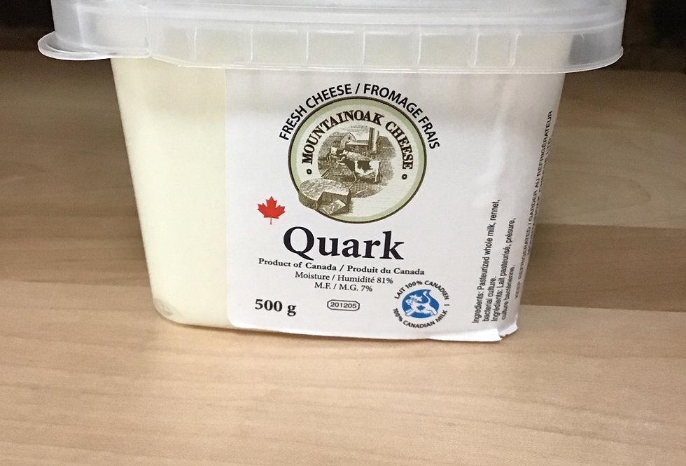 Quark - Mountain Oak Cheese