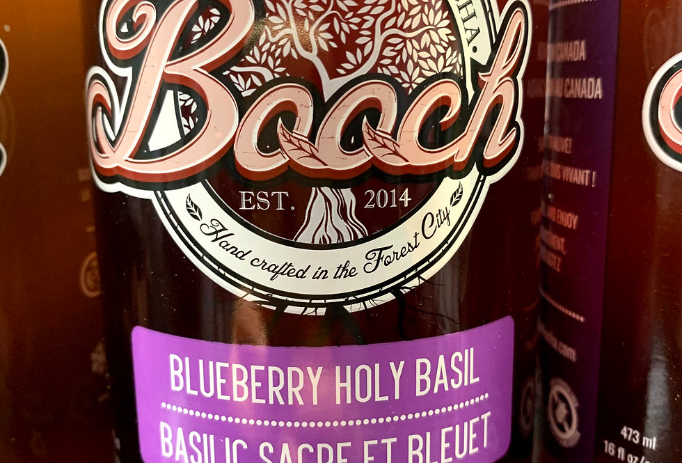 Booch Holy Basil