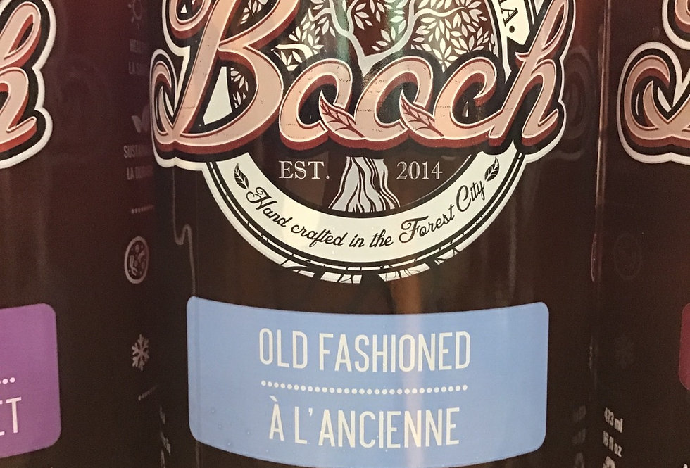 Booch Old Fashioned
